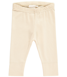 Mini Sibling Baby Slim Pants Mini Sibling Baby Slim Pants oatmeal
