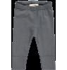 Mini Sibling Baby Slim Pants Mini Sibling Baby Slim Pants charcoal