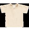 Mini Sibling Short Sleeved Baby T-shirt Mini Sibling Short Sleeved Baby T-shirt beige