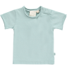 Mini Sibling Short Sleeved Baby T-shirt Mini Sibling Short Sleeved Baby T-shirt soft green