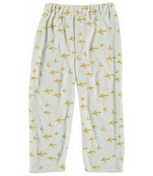Fresh Dinosaurs Terry Sweat Pants CORAL aop Fresh Dinosaurs Terry Sweat Pants CORAL aop