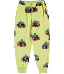 Fresh Dinosaurs Sweat Pants TAKE CARE aop Fresh Dinosaurs Sweat Pants TAKE CARE aop