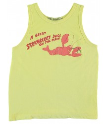 Fresh Dinosaurs Tank Top STRAWBERRY Fresh Dinosaurs Tank Top STRAWBERRY