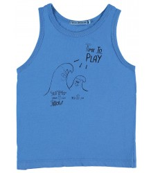 Fresh Dinosaurs Tank Top TIME TO PLAY Fresh Dinosaurs Tank Top TIME TO PLAY