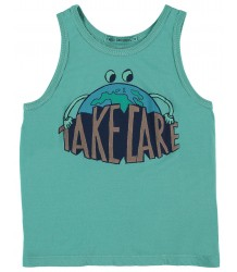 Fresh Dinosaurs Tank Top TAKE CARE Fresh Dinosaurs Tank Top TAKE CARE