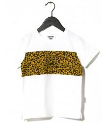 Sometime Soon Santee S/S T-shirt LEOPARD STRIPE Sometime Soon Santee S/S T-shirt LEOPARD STRIPE