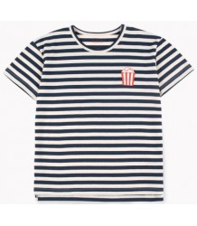 Tiny Cottons SS Tee POPCORN STRIPES Tiny Cottons SS Tee POPCORN STRIPES