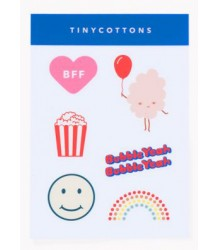 Tiny Cottons Sticker Set BLOCK PARTY Tiny Cottons Sticker Set BLOCK PARTY