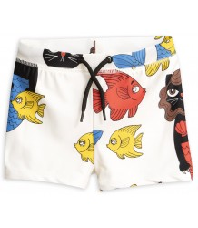 Mini Rodini CAT MERMAID Swimpants Mini Rodini CAT MERMAID Swimpants