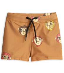 Mini Rodini MONKEY Swimpants Mini Rodini MONKEY Swimpants