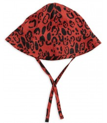 Mini Rodini LEOPARD Sun Hat - LIMITED EDITION Mini Rodini LEOPARD Sun Hat - LIMITED EDITION