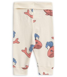 Mini Rodini WHALE NB Leggings Mini Rodini WHALE NB Leggings