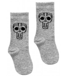 Little Man Happy TIKI MASK Socks Little Man Happy TIKI MASK Socks