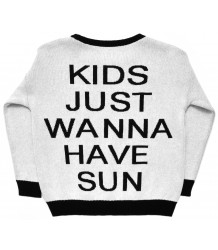 Little Man Happy KIDS WANNE SUN Knit Sweater Little Man Happy KIDS WANNE SUN Knit Sweater