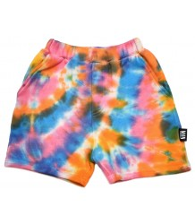 Little Man Happy TIE DYE Bermuda Shorts Little Man Happy TIE DYE Bermuda Shorts