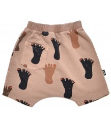 Little Man Happy FOOTPRINT Loose Shorts Little Man Happy FOOTPRINT Loose Shorts