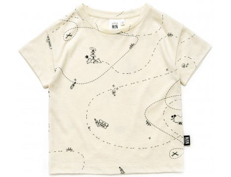 Little Man Happy TREASURE ISLAND Box Shirt