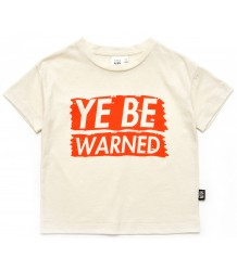 Little Man Happy YE BE WARNED Box Shirt Little Man Happy YE BE WARNED Box Shirt