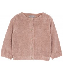 Emile et Ida Terry Sweat Baby Cardigan Emile et Ida Terry Sweat Baby Cardigan