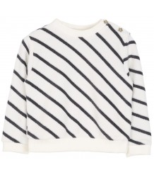 Emile et Ida Terry Sweatshirt STRIPES Emile et Ida Terry Sweatshirt STRIPES