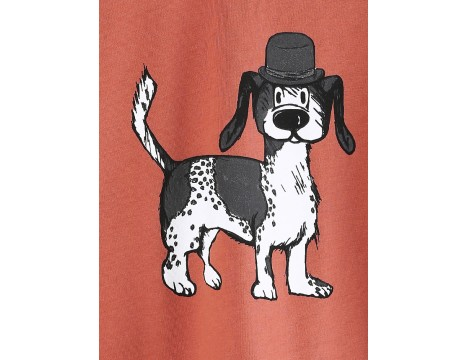 Emile et Ida Tee Shirt DOG
