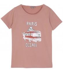 Emile et Ida Tee Shirt PARIS OCEAN Emile et Ida Tee Shirt PARIS OCEAN