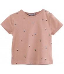 Emile et Ida Tee Shirt FLOWERS Emile et Ida Tee Shirt FLOWERS