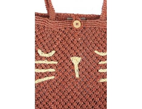 Emile et Ida Jute Bag CAT