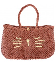 Emile et Ida Jute Bag CAT Emile et Ida Jute Bag CAT