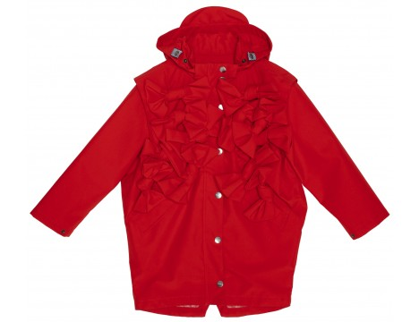 GoSoaky Lady Butterfly Parka BOWS - LIMITED EDITION