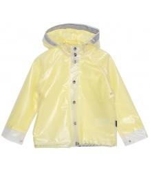 Gosoaky Famous Cow  Unisex Rain Jacket TRANSPARANT Gosoaky Famous Cow Unisex Rain Jacket TRANSPARANT yellow mesh