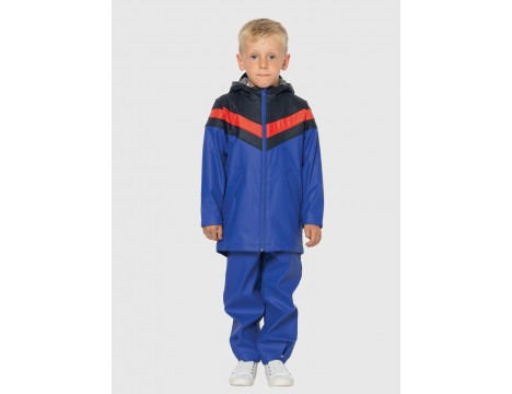 Gosoaky TIGER BAY Unisex Lined Raincoat