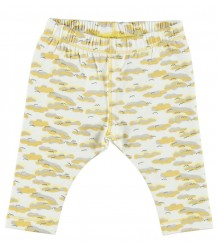 Kidscase Philly Organic NB Pants Kidscase Philly Organic NB Pants yellow