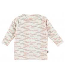 Kidscase Philly Organic NB T-shirt Kidscase Philly Organic NB T-shirt pink