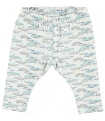Philly Organic NB Pants Kidscase Philly Organic NB Pants soft blue
