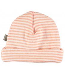 Roman Organic NB Hat Kidscase Roman Organic NB Hat soft orange