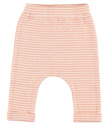 Kidscase Roman Organic NB Pants Kidscase Roman Organic NB Pants soft orange