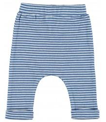 Kidscase Roman Organic NB Pants Kidscase Roman Organic NB Pants blue