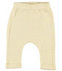 Roman Organic NB Pants Kidscase Roman Organic NB Pants yellow