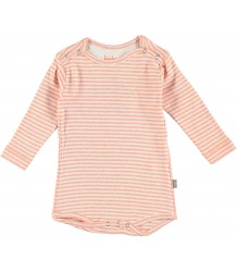 Kidscase Roman Organic NB Body Kidscase Roman Organic NB Body soft orange