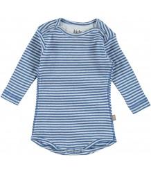 Kidscase Roman Organic NB Body Kidscase Roman Organic NB Body blue
