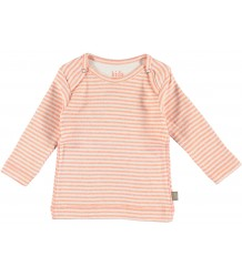 Kidscase Roman Organic NB T-shirt Kidscase Roman Organic NB T-shirt soft orange