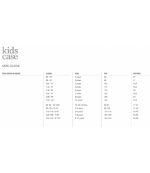 Kidscase Darcy Organic Kids Shorts kidscase kids sizes