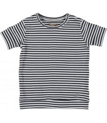 Kidscase Sol Organic T-shirt Kidscase Sol Organic Kids T-shirt blue striped