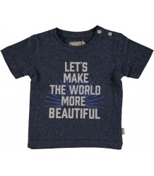 Hunter Organic Baby Print T-shirt Kidscase Hunter Organic Baby Print T-shirt