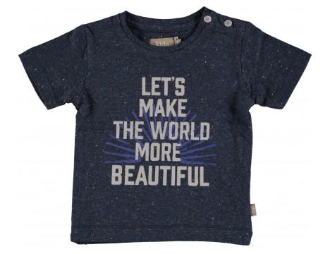Kidscase Hunter Organic Baby Print T-shirt