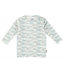 Kidscase Philly Organic NB T-shirt Kidscase Philly Organic NB T-shirt soft blue