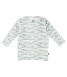 Philly Organic NB T-shirt Kidscase Philly Organic NB T-shirt soft blue