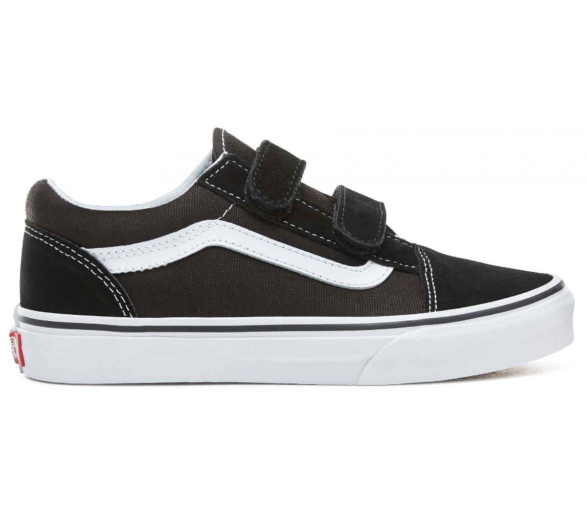 Vans Kids Shoes Old Skool V blackwhite