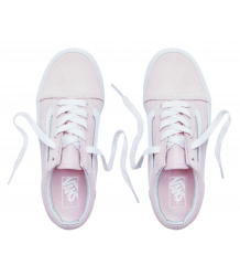VANS Old Skool Kids SUEDE VANS Old Skool Kids SUEDE chalk pink